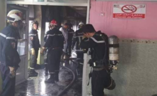Spłonął oddział położniczy - nie udało się uratować dzieci