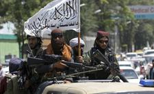 Talibowie przejęli amerykańską broń