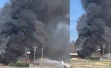 katastrofa samolotu w Teksasie