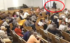 Strzelanina w kościele