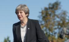 Theresa May chce zrezygnować z funkcji premiera