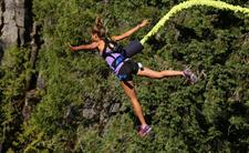 Tragedia podczas skoku na bungee
