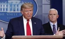Donald Trump się załamie? USA wyprzedza Włochy i Chiny