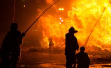 Nie żyją pacjenci, zginęli w ogniu. W szpitalu wybuchł pożar