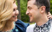 Pierwsza dama Ukrainy zakażona koronawirusem