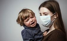 COVID-19 zakaża dzieci
