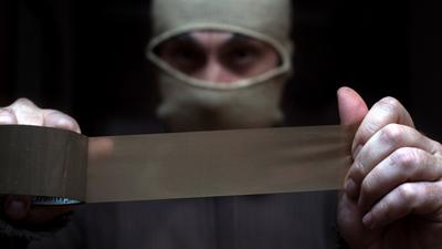 Mężczyzna upozorował porwanie