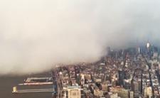 Śniegokalipsa w USA. Biała chmura dosłownie pochłonęła Nowy Jork