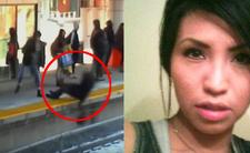 Z uśmiechem wepchnęła kobietę pod pociąg - dostanie niski wyrok