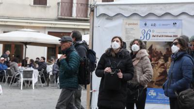Koronawirus coraz bliżej Polski. Kolejna ofiara we Włoszech