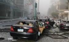 Wybuch w Bejrucie -  nie ma jeszcze informacji o ofiarach śmiertelnych