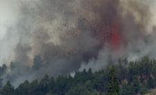 Wybuchł wulkan Cumbre Vieja