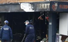 Eksplozje w sklepach Biedronka w Holandii