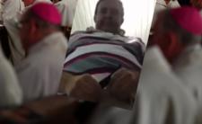 Biskup Tomé Ferreira i szokująca sekstaśma. Bóg mu to wybaczy, wierni niekoniecznie