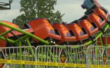 Wypadek w parku rozrywki w USA [WIDEO]
