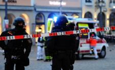 Zamach w mieście Trewir. Nie żyje pięć osób